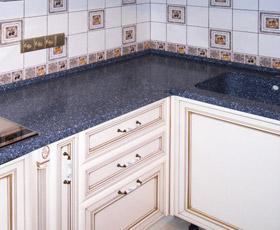 Столешницы из акрилового камня – инновации на вашей кухне