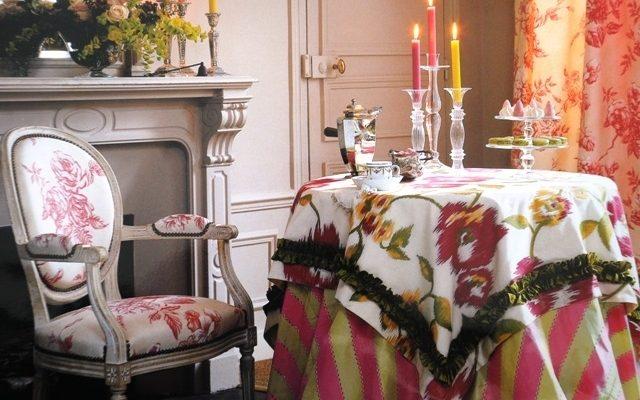 Текстиль в интерьере – мягкие нюансы