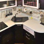 Удобная кухня – удобная столешница