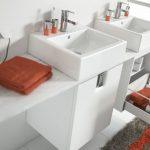Выбираем практичный и долговечный умывальник для ванной