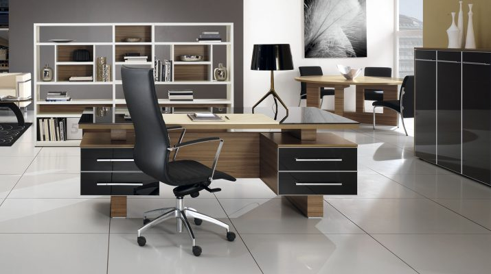 Выбор офисной мебели эконом класса