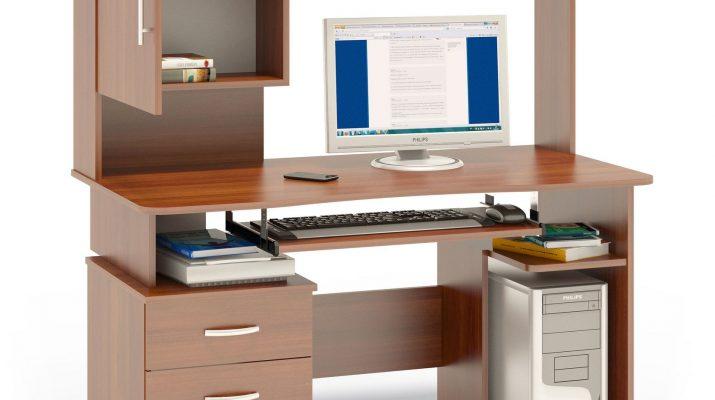 Базовые принципы проектирования компьютерных столов