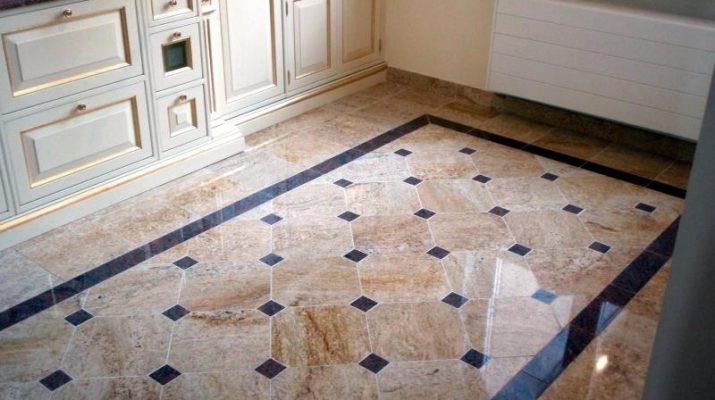 Керамическая плитка для пола в любом доме