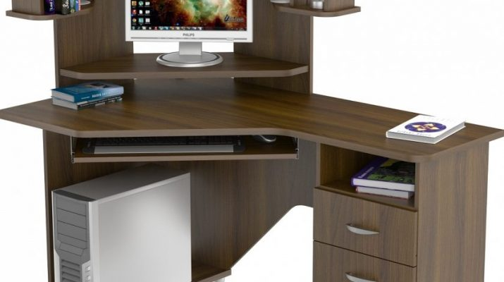 Конструкция и размеры подставки под монитор