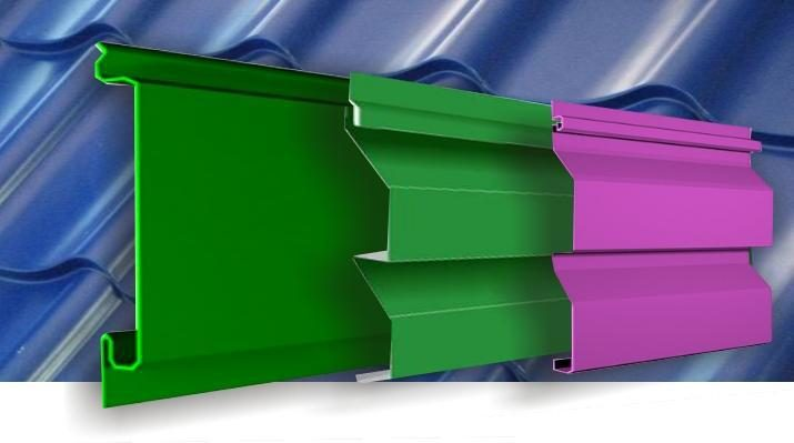 Металлический сайдинг – долговечно. Фасадные работы