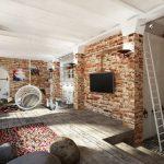 Можно ли реализовать лофт в типичной квартире – рассказывает Mobilicasa