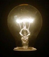 Почему не возможно существование вечной лампочки