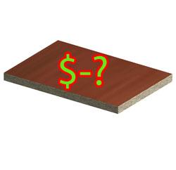 Сколько стоит ДСП