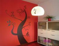 Техники декорирования стен