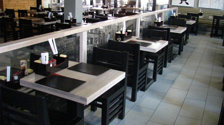 «Правильные» стулья для ресторанов