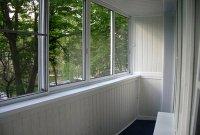 Как произвести внутреннюю отделку балкона
