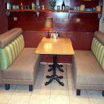 Отличие мебели для ресторанов и кафе от мебели для дома