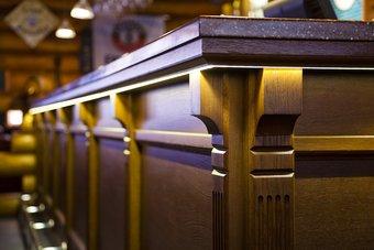 Производство мебели для ресторанов, баров и кафе