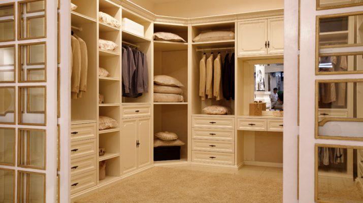 Ремонт с умом – ремонт с гардеробной