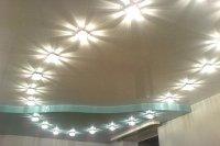 Встраиваемые в потолок лампы, как правильно монтировать