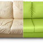 Основные особенности перетяжки мягкой мебели