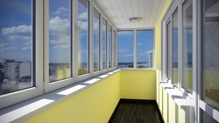 Теплое остекление балкона и его особенности