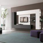 Оформление гостинной в стиле модерн: правила, сочетания