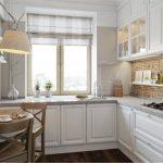 Как из маленькой кухни получать функциональное помещение