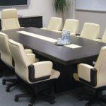Основные факторы выбора стола для переговоров
