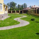 Роль газона в ландшафтном дизайне
