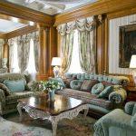 Викторианский стиль в интерьере: красота и гармония
