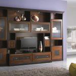 трансформация мебельной стенки
