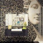 Мозайка в старые времена и сейчас для украшения дома