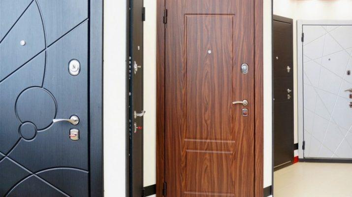 Классы металлических дверей и их отличия