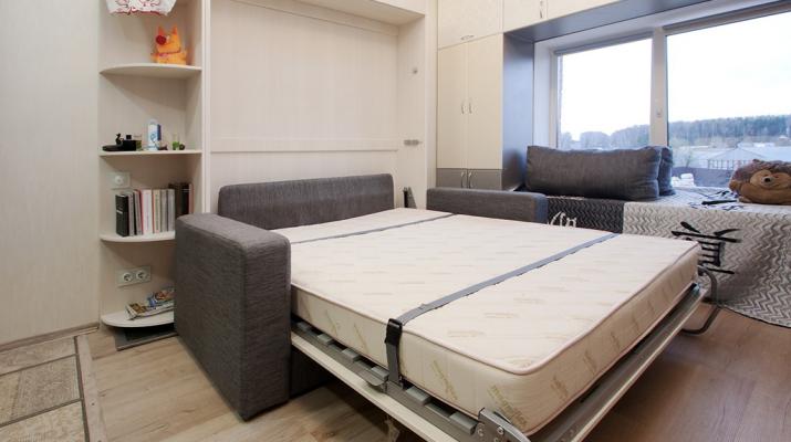 Как выбрать идеальную мебель-трансформер
