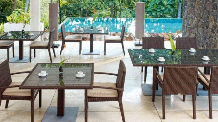Как выбрать стулья для кафе или ресторана