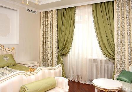 Выбор штор для каждой комнаты