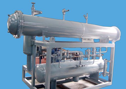 Что представляет собой промышленный холодильный агрегат