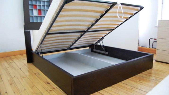 Почему стоит выбрать кровать с подъемным механизмом