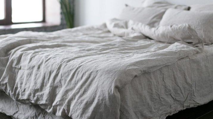 Особенности постельного белья из льна