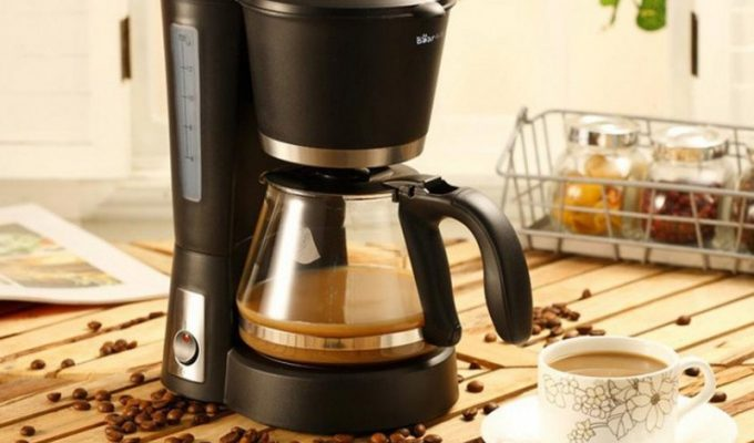 Как выбрать капельную кофемашину
