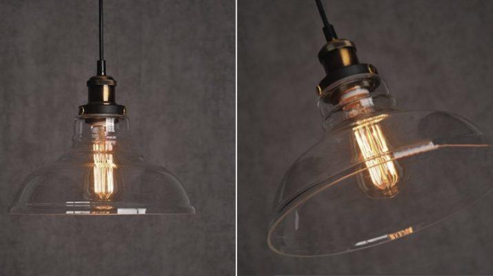Светильники Loft Industry