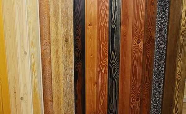 Какими составами можно обрабатывать деревянную вагонку