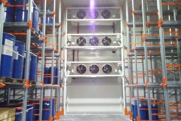 Как правильно выбрать холодильное оборудование на складе