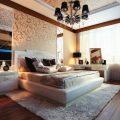 Спальни в стиле арт деко, советы по реализации